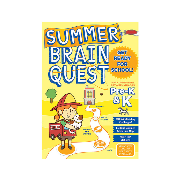 BQ Summer Between PreK & K