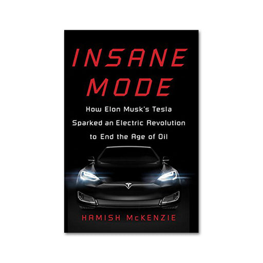 Hamish McKenzie : Insane Mode