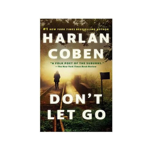 Harlan Coben : Dont Let Go
