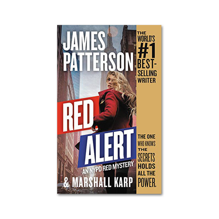 James Patterson : NYPD Red Mystery