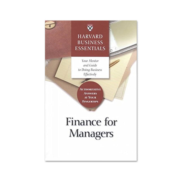 HBE : Finance for Managers
