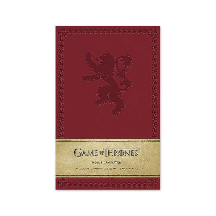 Game of Thrones : House Lannister Journal