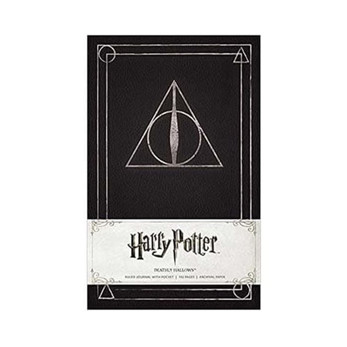 Harry Potter #6 : Deathly Hollows HC Journal