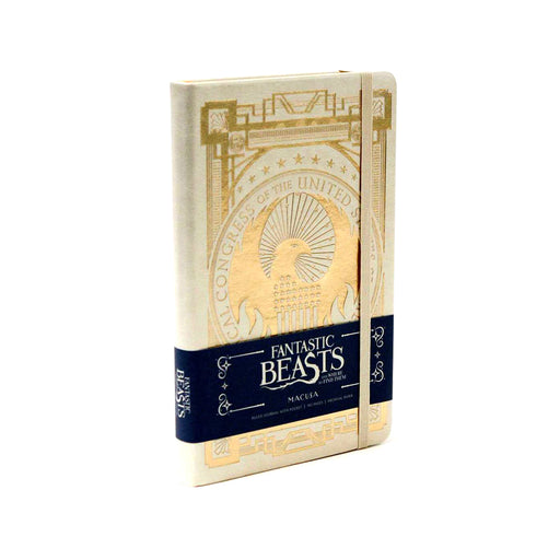 Fantastic Beasts : Macusa HC Journal