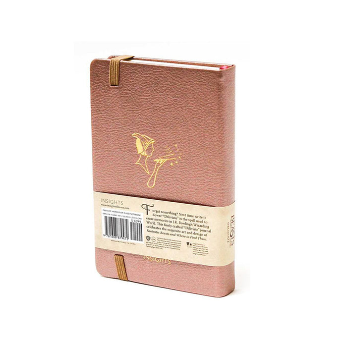Fantastic Beasts : Obliviate HC Notebook