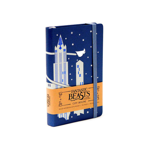 Fantastic Beasts : City Skyline HC Notebook