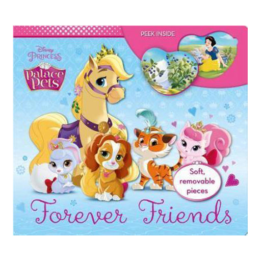Disney Palace Pets Forever Friends