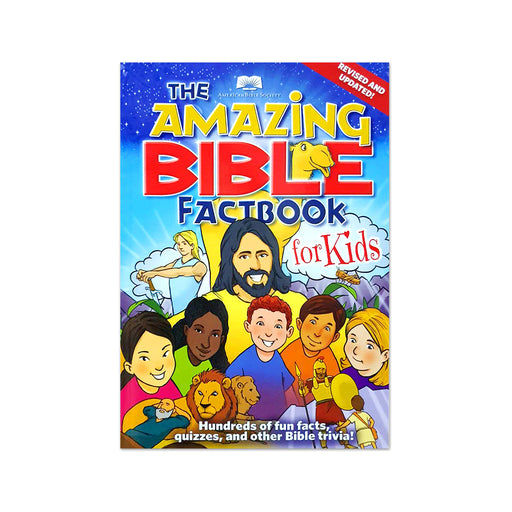 Amazing Bible Fact Book for Kids