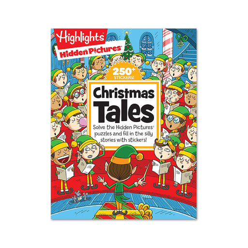 Highlights : Christmas Tales (Hidden Pict)