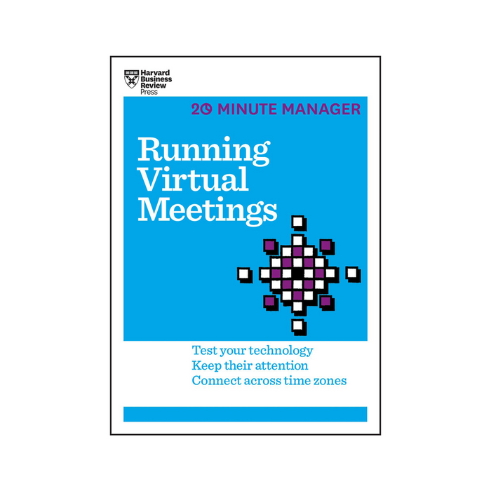 HBR 20 Mnt Running Virtual Meetings
