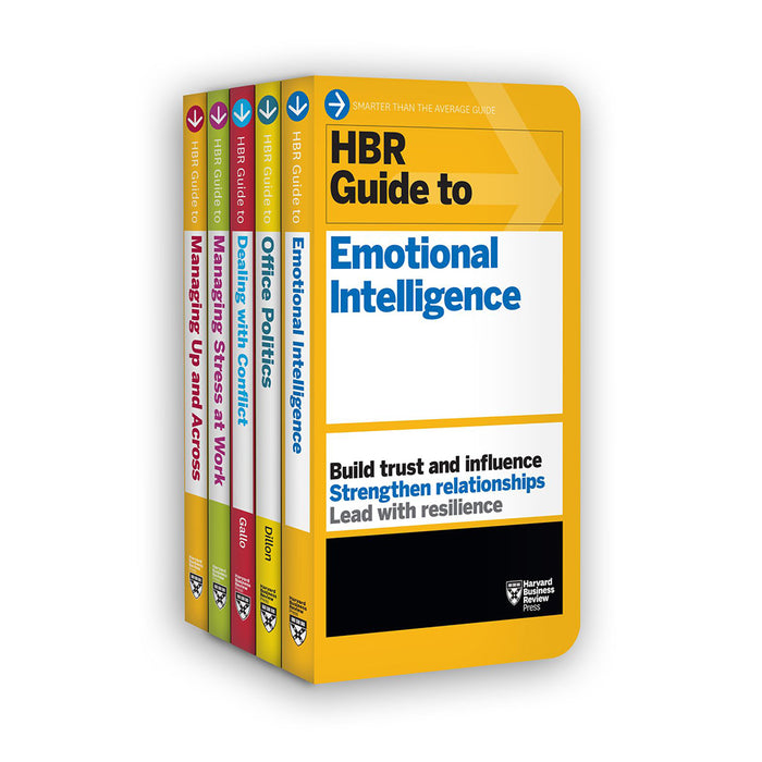 HBR Guide to Emotional Box Set