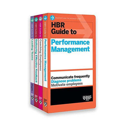 HBR Guides to Performance Box Set