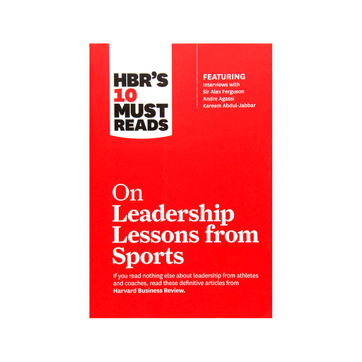 HBR 10 Must Reads on Leadership Sports