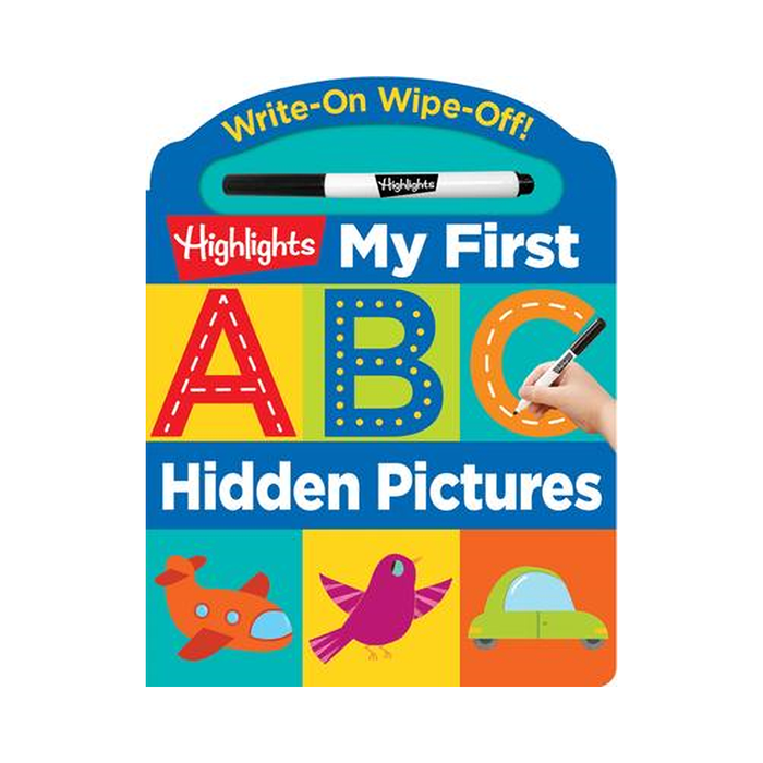 Highlights : My First ABC Hidden Picture