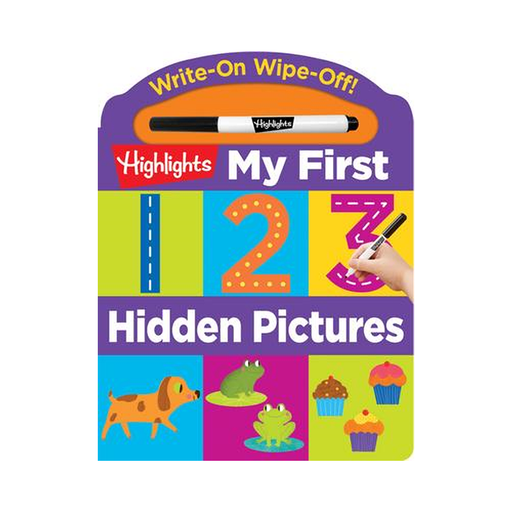 Highlights : My First 123 Hidden Picture