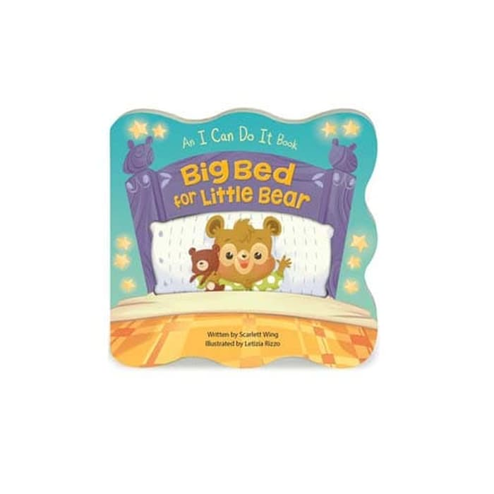 I Can Do It Bk : Big Bed for Little Bear