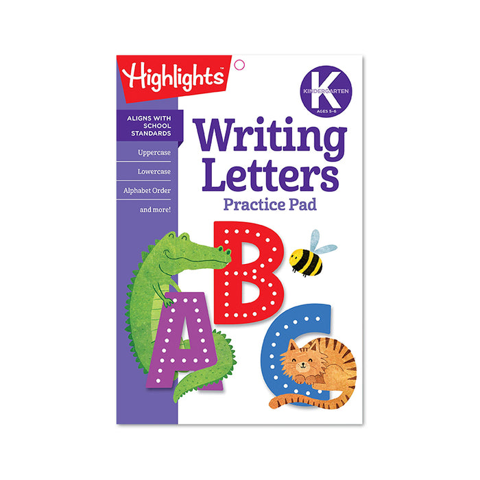 Highlights : Writing Letters