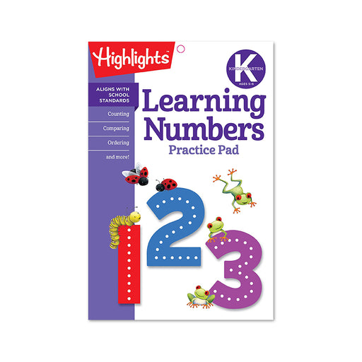 Highlights : Learning Numbers