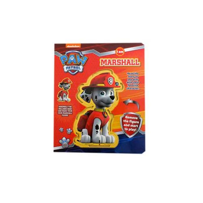 N-Nick Paw Patrol I am Marshall