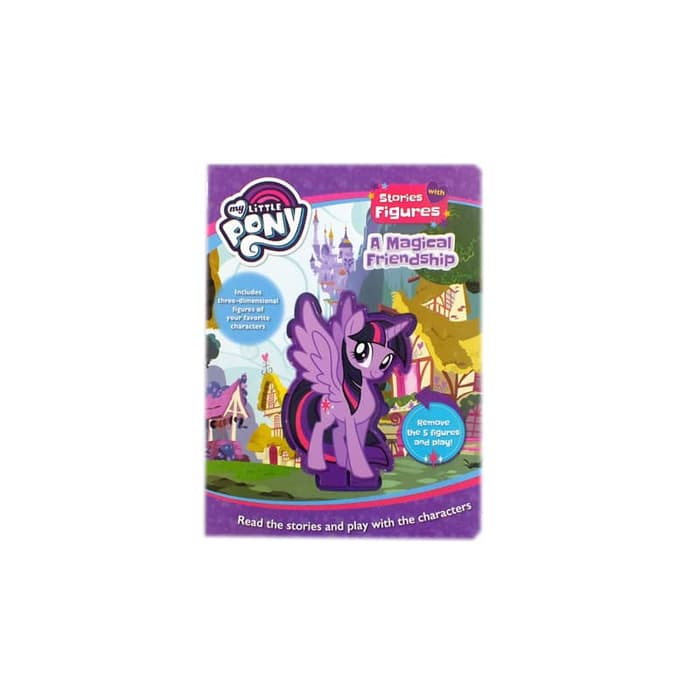 N-Hasbro My Little Pony Stories with Figures
