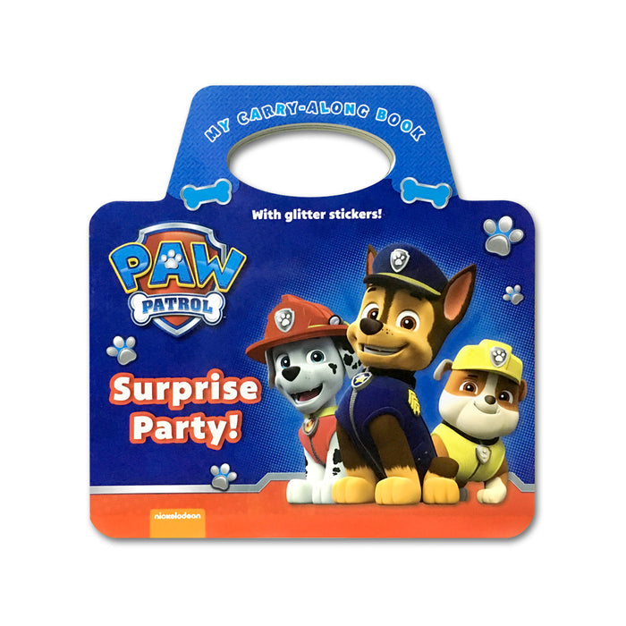N-Nick Paw Patrol My Carry Along