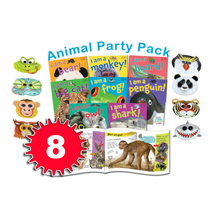 Animal Party Pack