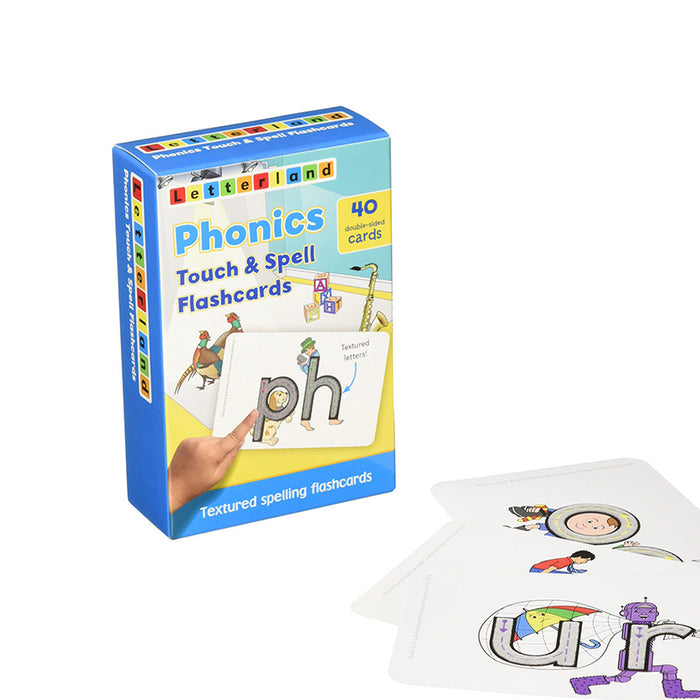 Letterland : Phonics Touch & Spell FC