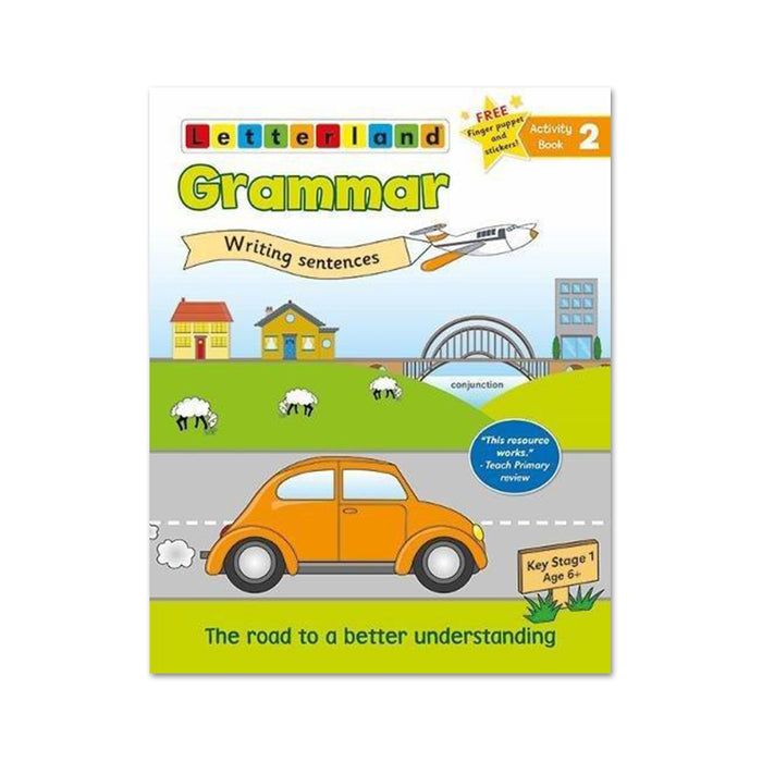 Letterland : Grammar Activity Book 2