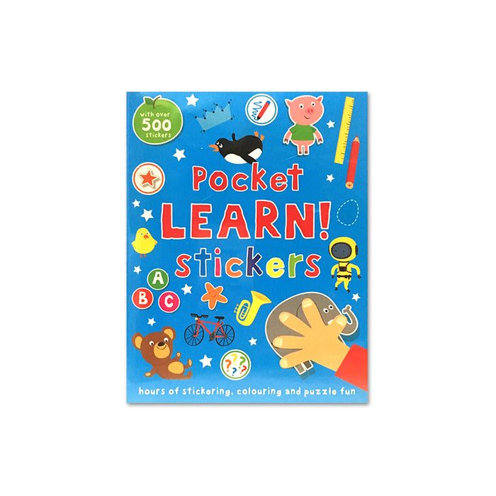 Pocket Learn Stickers