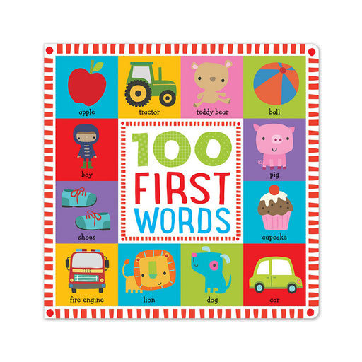 100 First Words-M