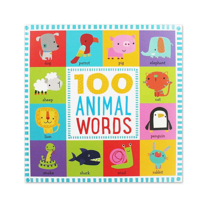 100 First Animals-M