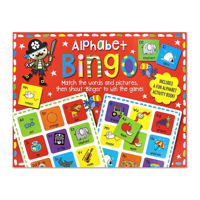 Alphabet Bingo Box