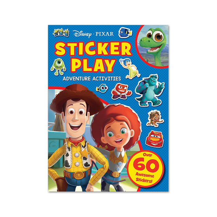 I-Disney Sticker Play Pixar