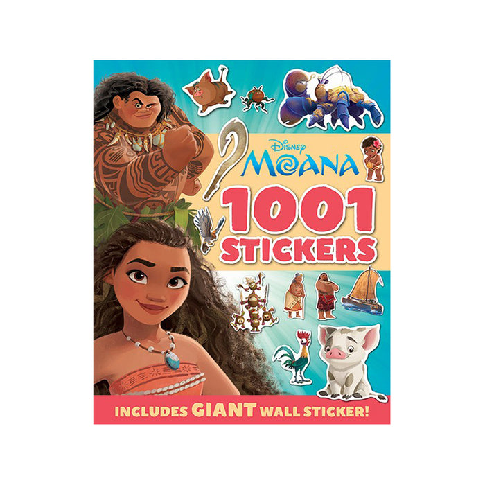 I-Disney Moana 1001 Stickers