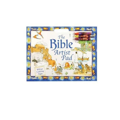 Artist Pad : Bible Stories