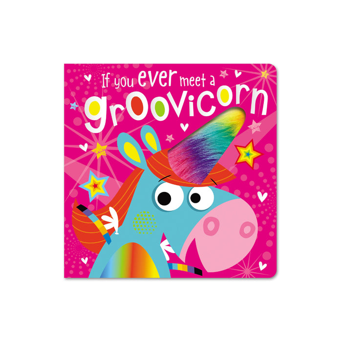 If You Meet a Groovicorn Touch&Feel BB