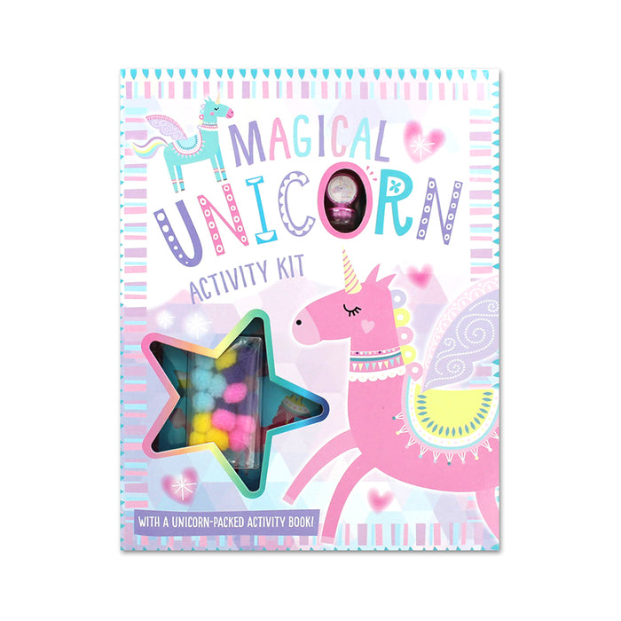 Magical Unicorn Activity Kit Box
