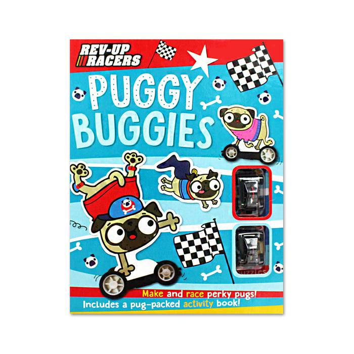 Puggy Buggies Rev-Up Racers Box