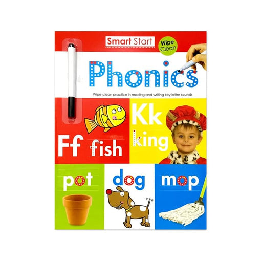 Smart Start Phonics Wipe Clean