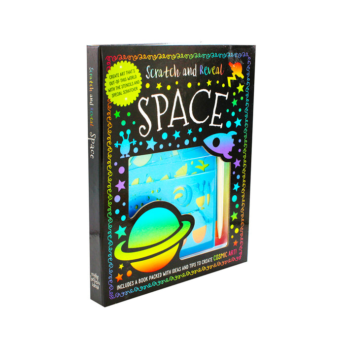 Scratch And Reveal Space