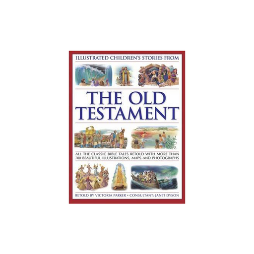 Illustrated Childrens Stories from the Old Testament
