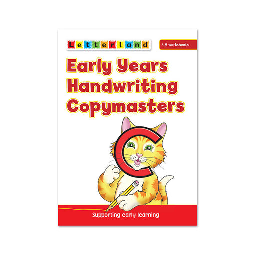 Letterland : Early Years Handwriting Copymasters