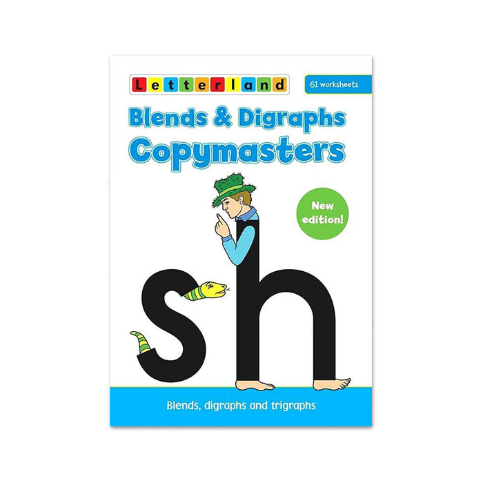 Letterland : Blends & Diagraphs Copymasters