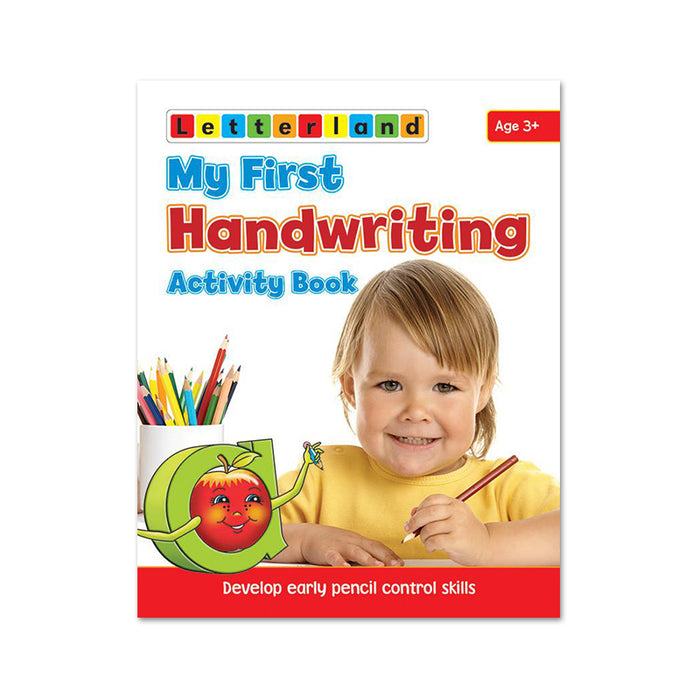 Letterland : My First Handwriting Act Bk