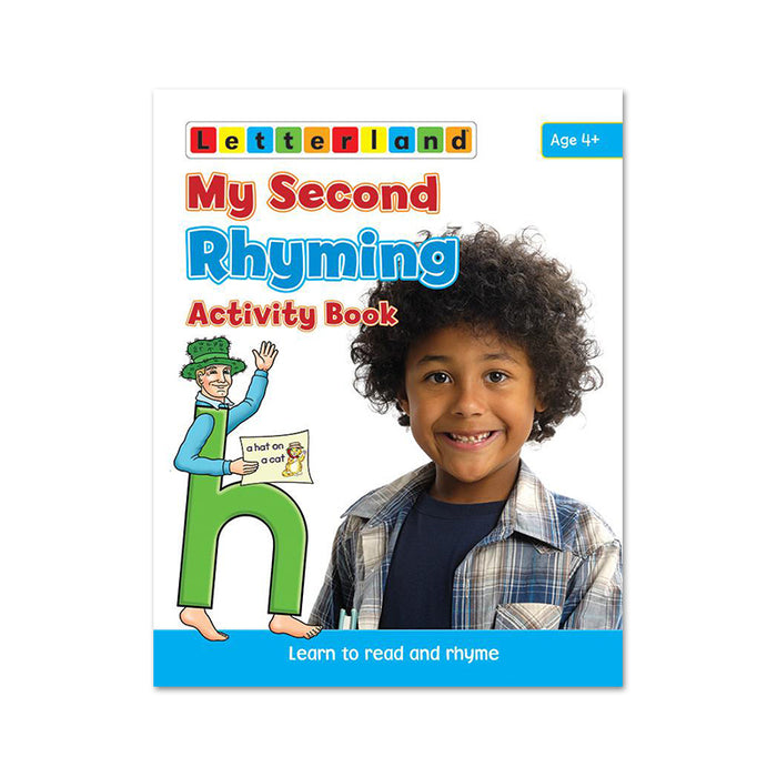 Letterland : My Second Rhyming Act Bk