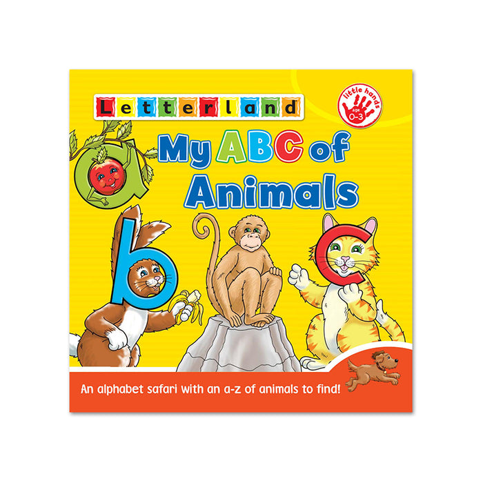 Letterland : My ABC of Animals