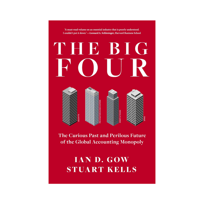 Stuart Kells : Big Four