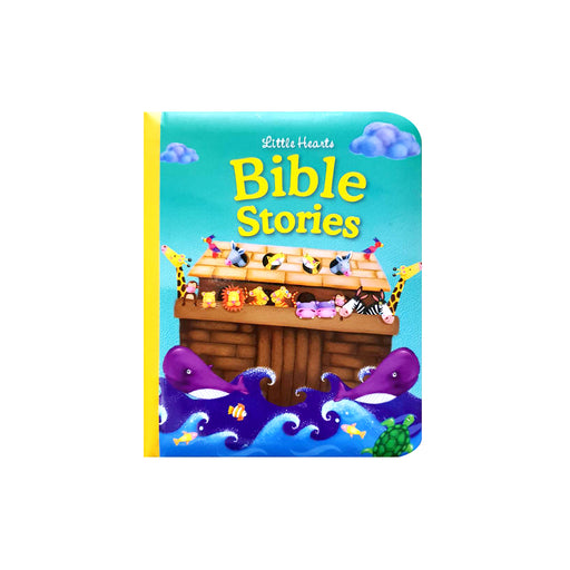 Little Hearts Bible Stories