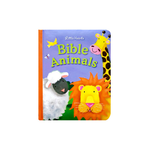 Little Hearts Bible Animals