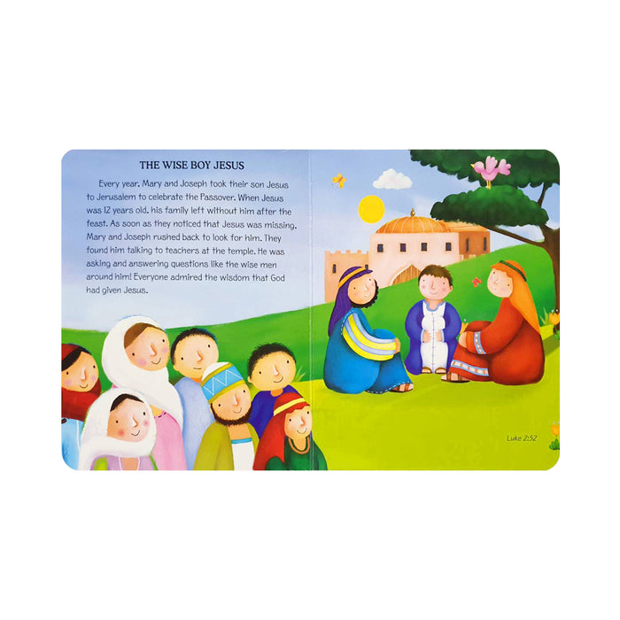 Little Hearts Jesus Stories